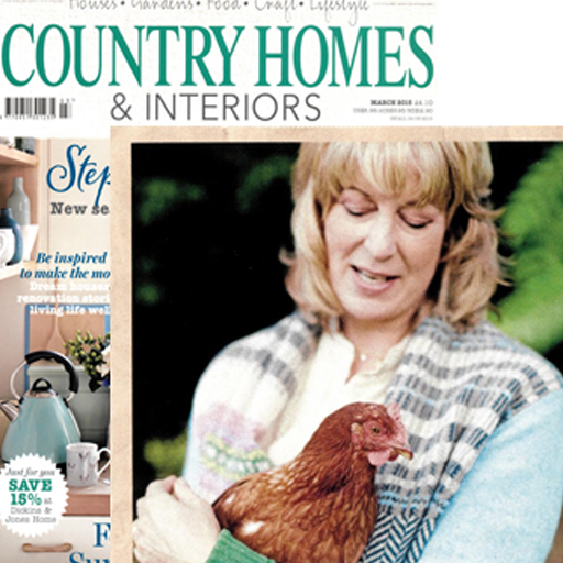 Press: Country Homes & Interiors