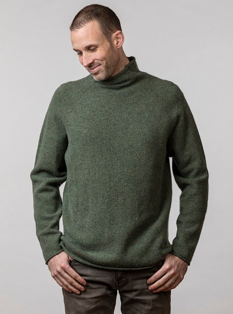 Corry Mens Raglan Sweater