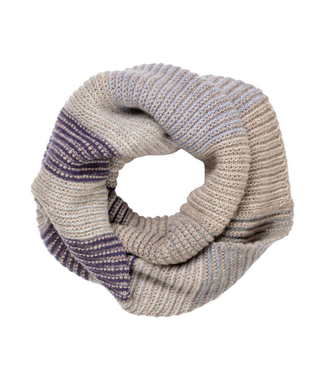 Corry Stripe Cowl