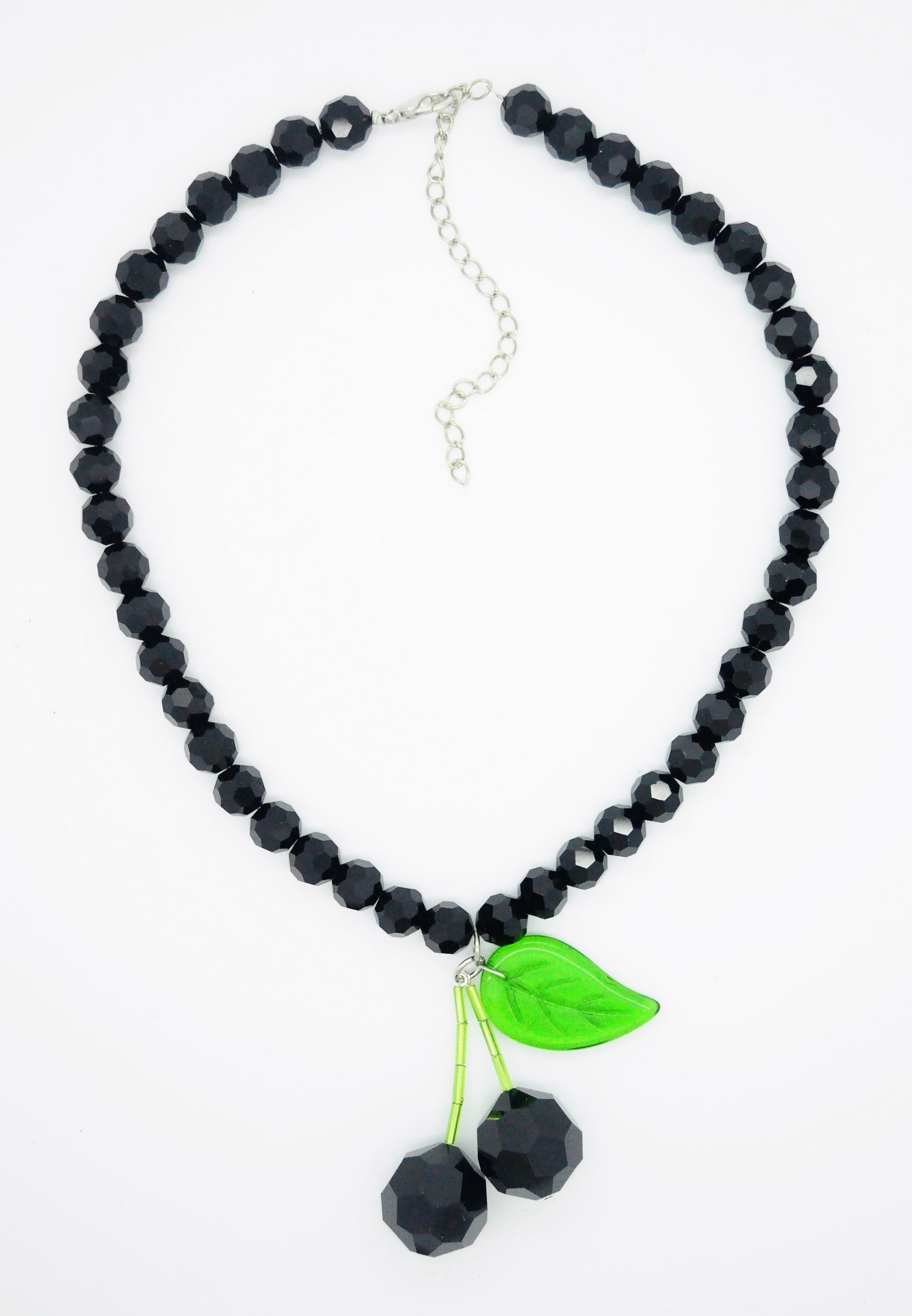 Black Cherry Necklace