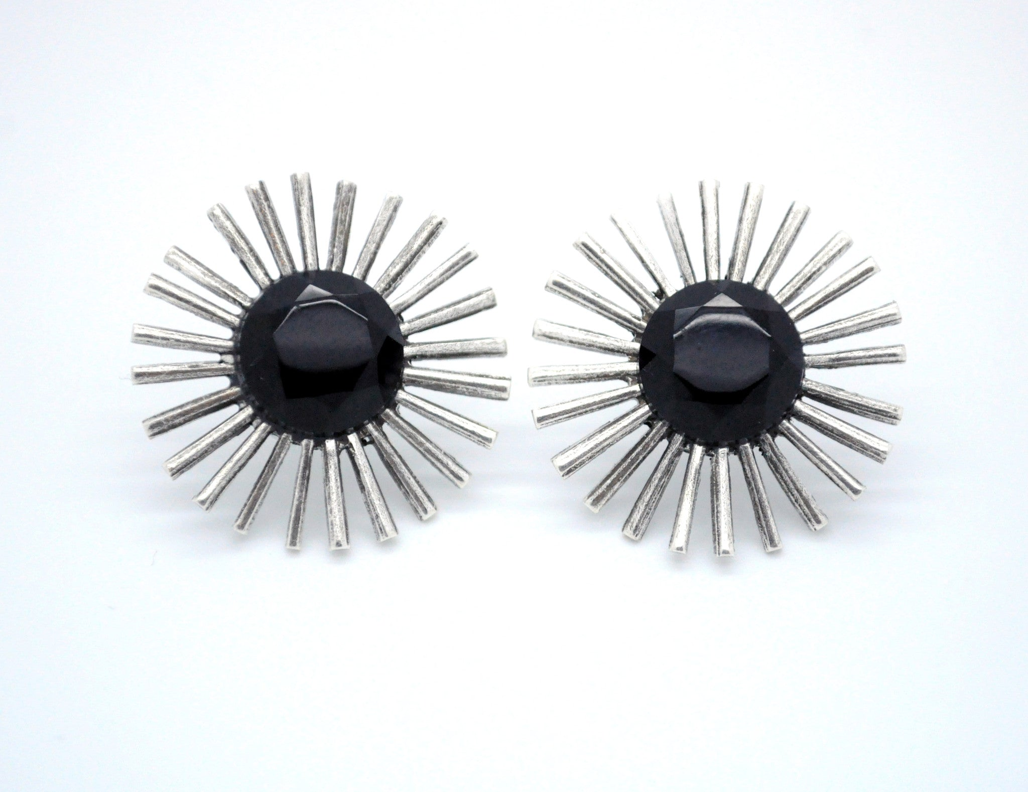 Starburst Retro Earrings