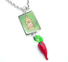 La Botella - Loteria Tequila Necklace
