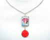 La Rosa - Loteria Rose Necklace