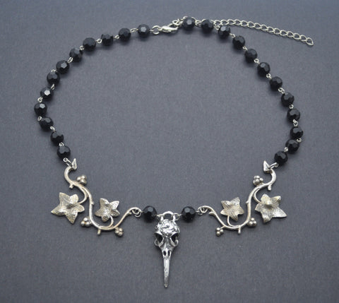 Dark Garden Necklace