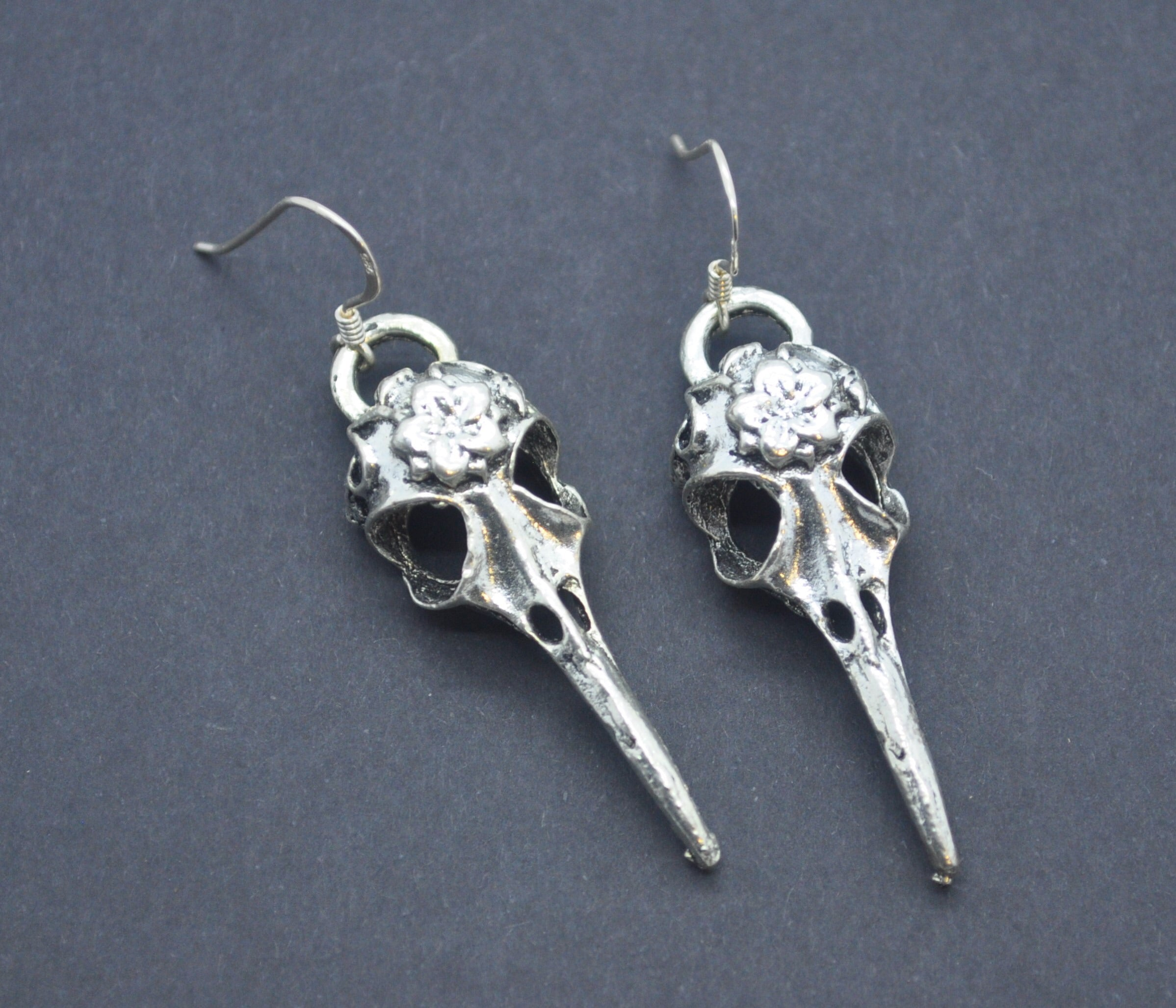 Dark Garden Earrings