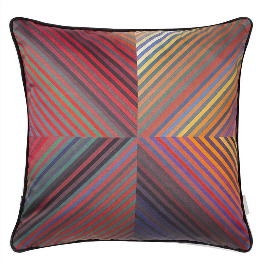 Monogram Me Lacroix! Multicolor Cushion