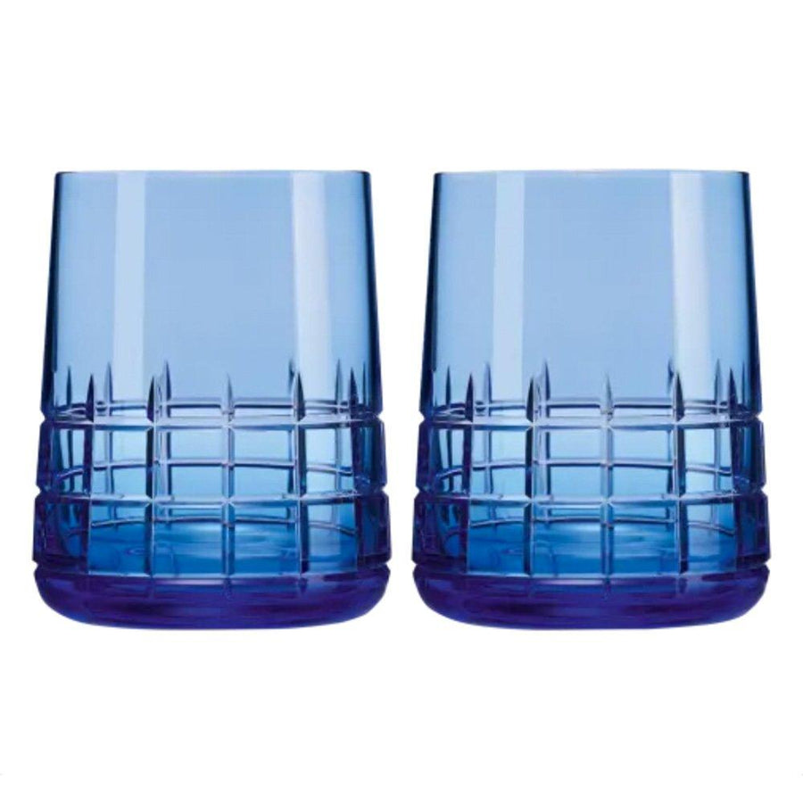Blue Graphik, Set of 2