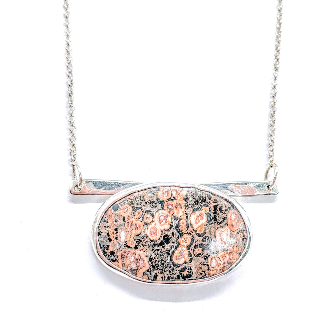 MONET NECKLACE – ROSE GARDEN 1