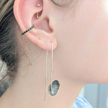 Load image into Gallery viewer, CONCAVE DANGLES - EARRINGS