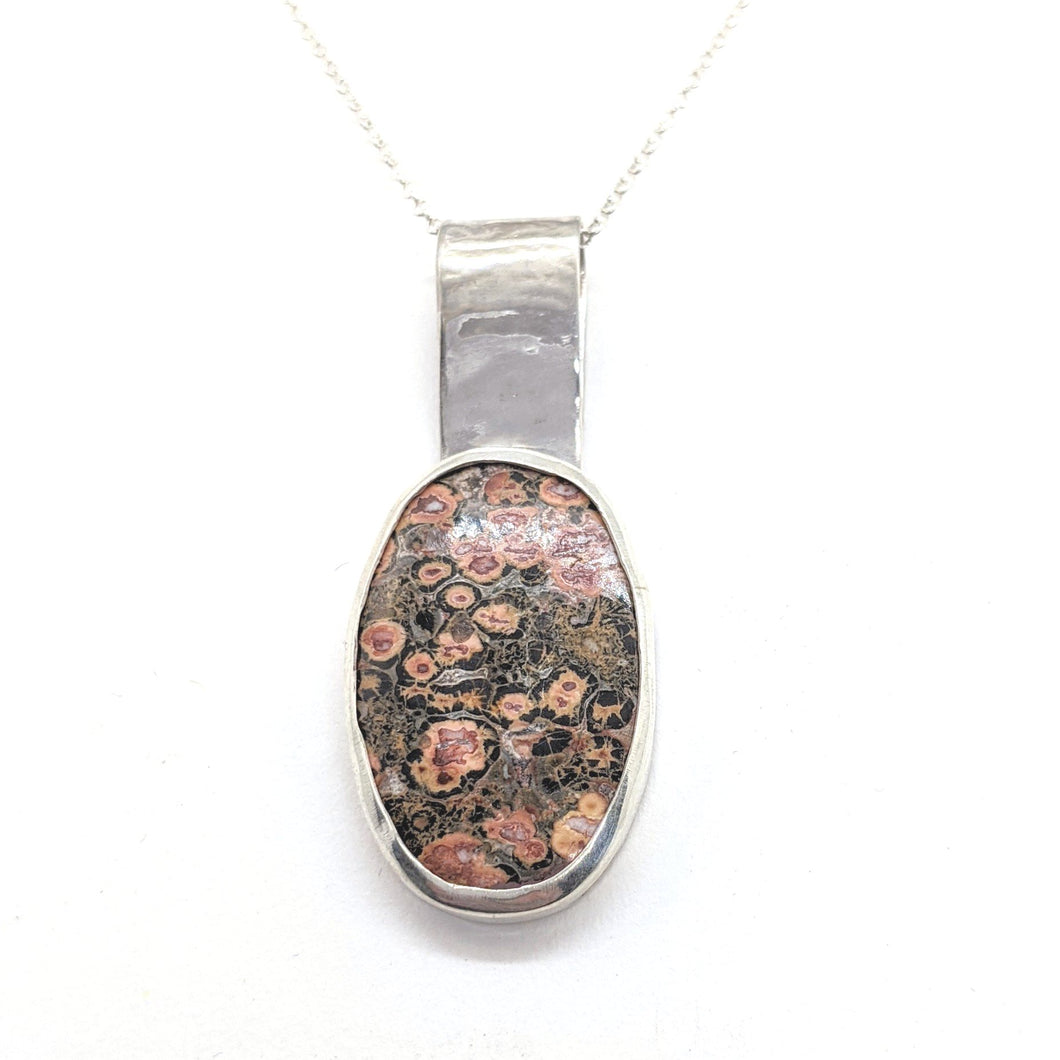 MONET NECKLACE – ROSE GARDEN 2