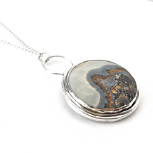 Load image into Gallery viewer, MOUNTAIN - MALIGANO JASPER NECKLACE
