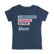Load image into Gallery viewer, Compassion Through Action Tee