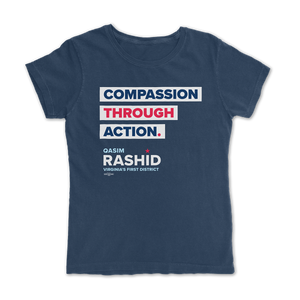 Compassion Through Action Tee