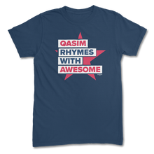 Load image into Gallery viewer, Qasim Awesome Tee