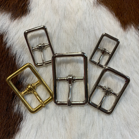 #121 Center Bar Buckle