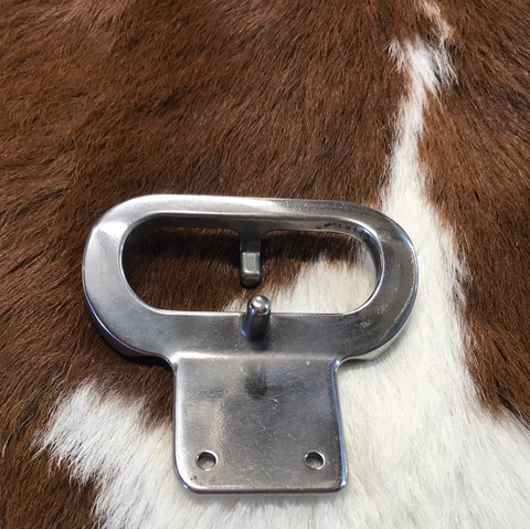 Adjustable Stirrup Buckle