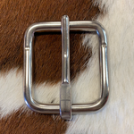 "1 3/4"" Stainless Steel Square Buckle"