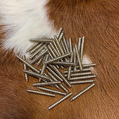 Wood Screw Aapters for Conchos