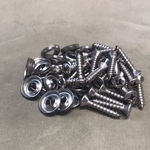 Saddle Screws & Washers