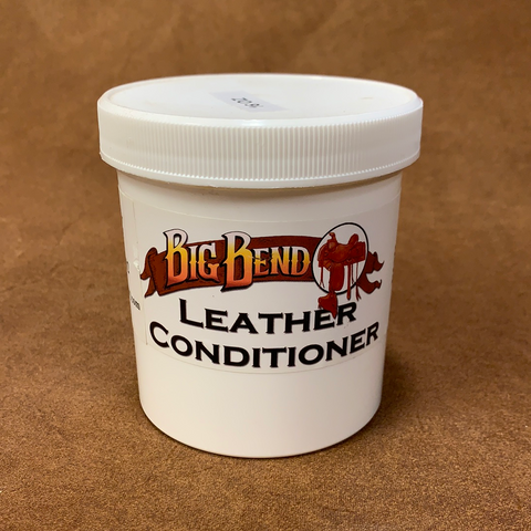 Big Bend Leather Conditioner