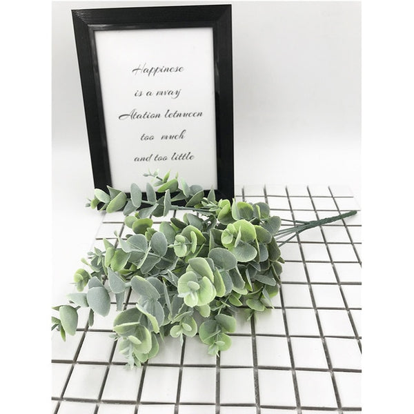 Eucalyptus Artificial Leaves