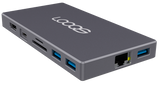 USB-C Hub 9-in-1 & SSD Dock