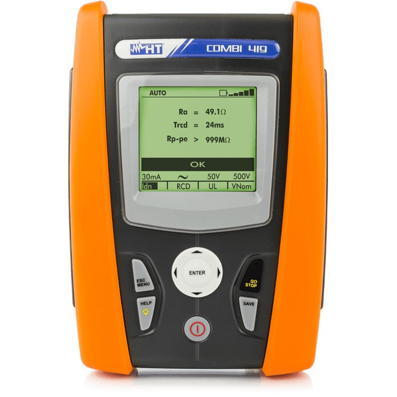 HT Instruments COMBI419 Multifunction Tester