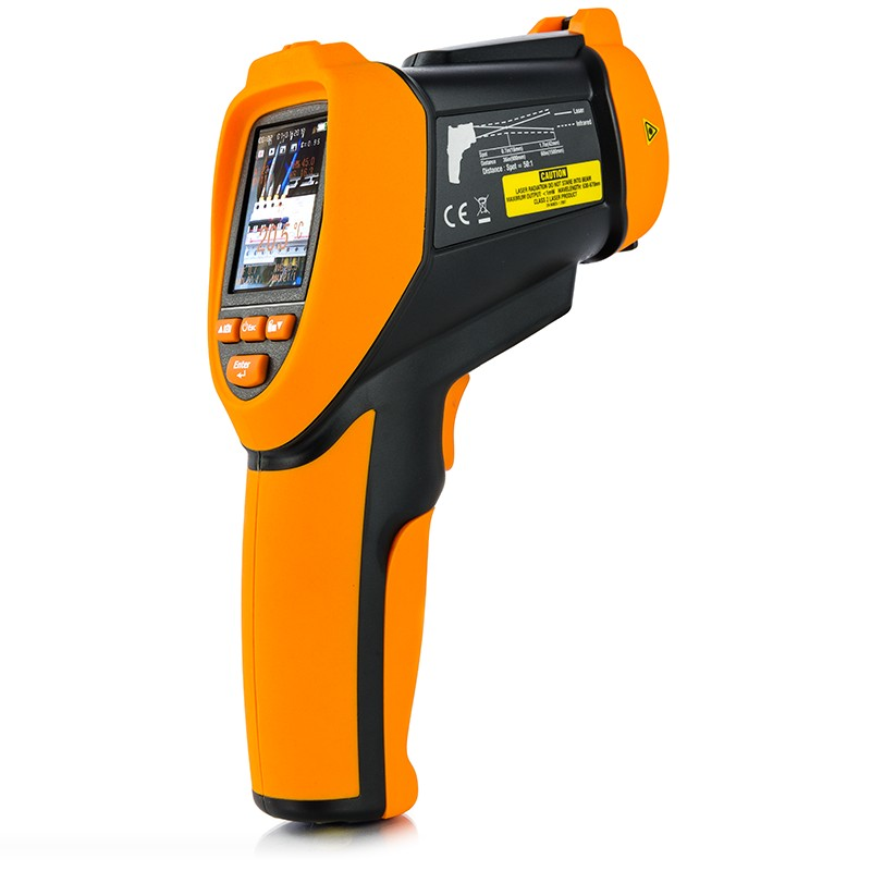 HT Instruments HT3320 Infrared video thermometer