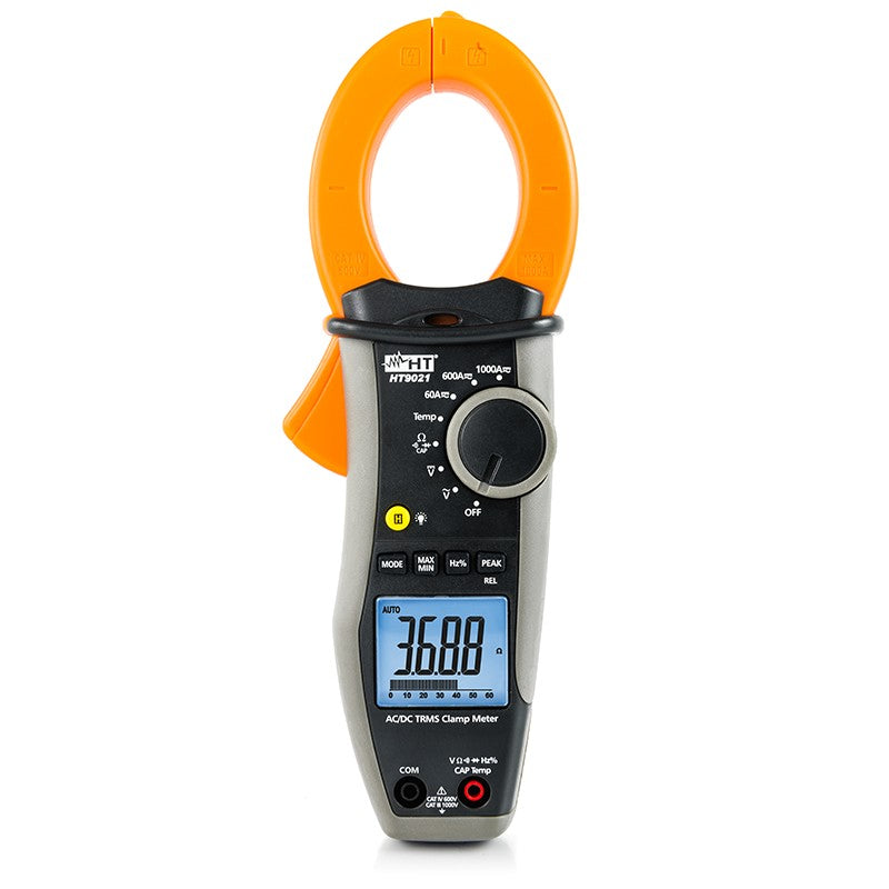 HT Instruments HT9021 Clamp Meter TRMS CAT IV