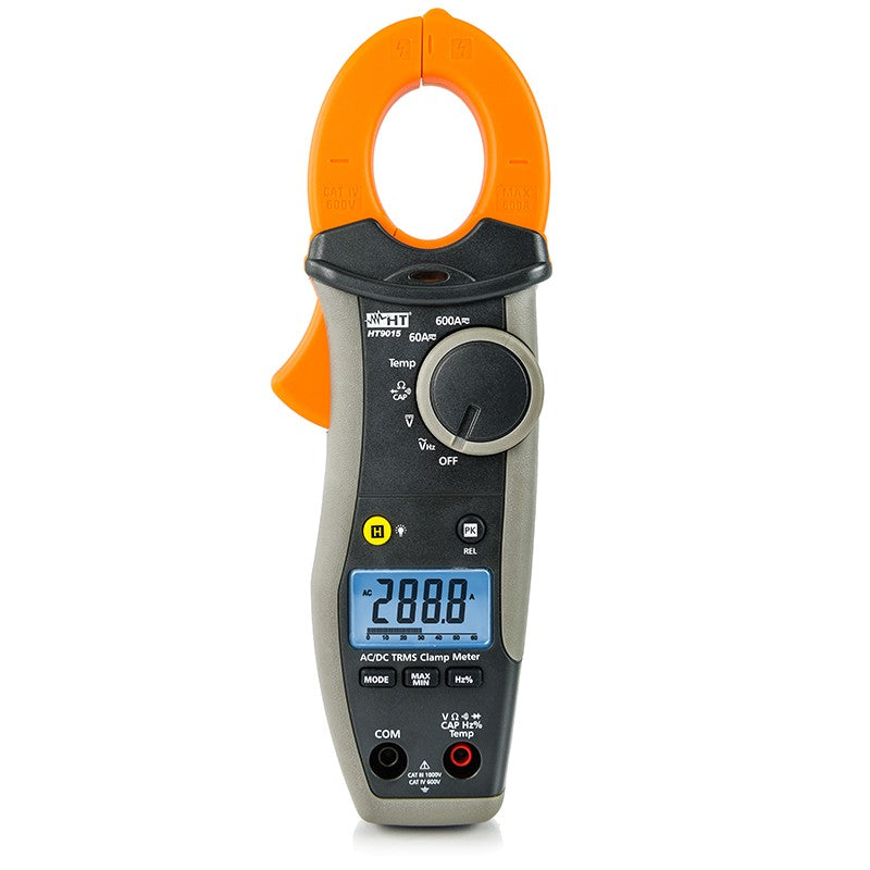 HT Instruments HT9015 Clamp Meter AC-DC TRMS