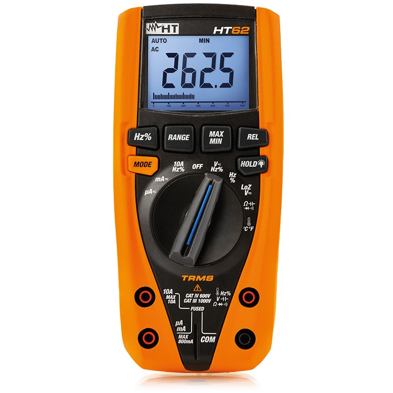 HT Instruments HT62 Digital Multimeter