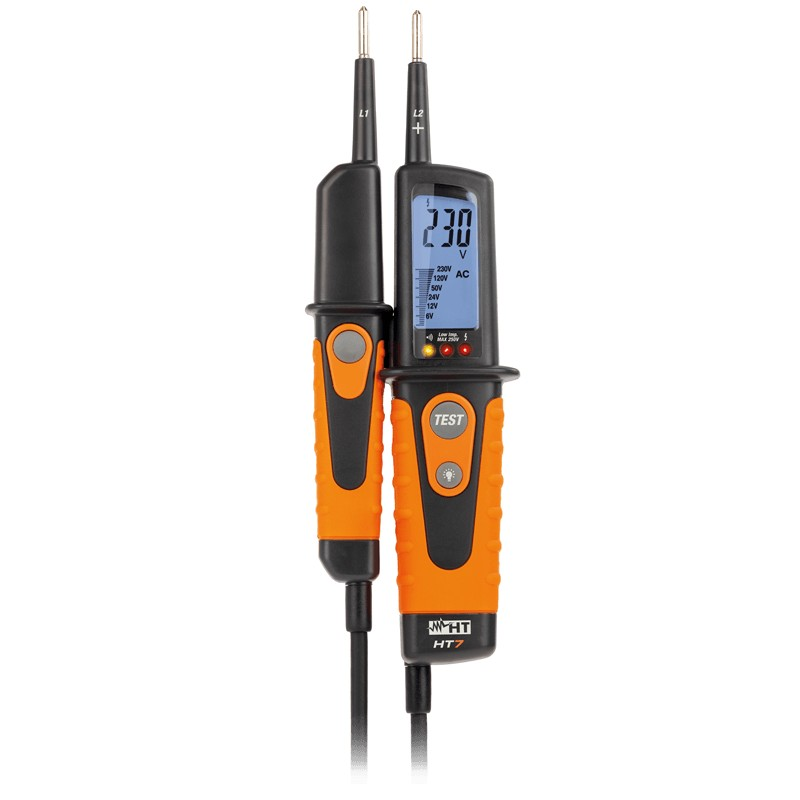 HT Instruments HT7 Two Pole Testers