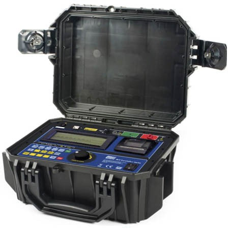 Tentech Megabras 5 kV Digital Insulation Tester MD 5KVR