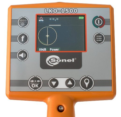 Sonel LKZ-1500 Wires and pipe locator