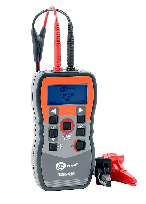 Sonel TDR-410 Time Domain Reflectometer