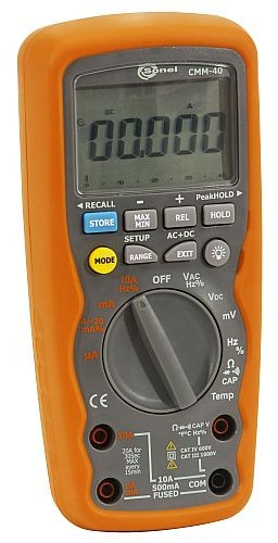 Sonel CMM-40 Industrial Multimeter