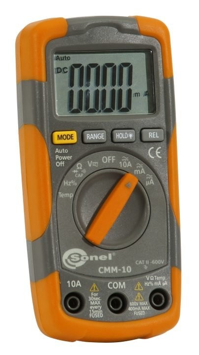 Sonel CMM-10 Digital Multimeter