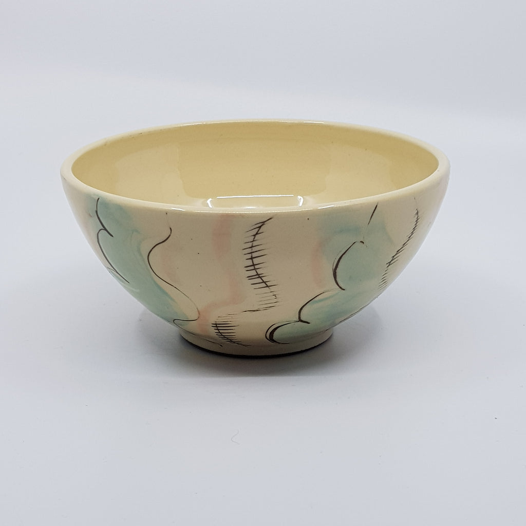 'Retro' cereal bowl (AH454A)