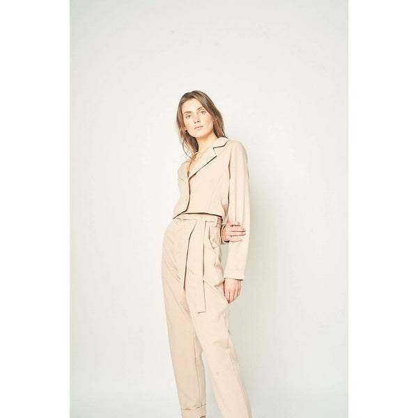 Aroma Couture Pantalones High waisted, trouser.