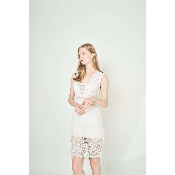 Aroma Couture Vestidos Crochet, midi dress.