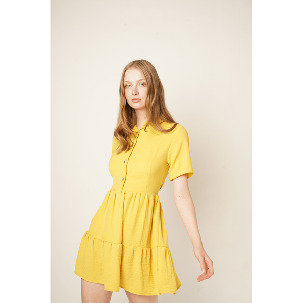 H Apparel by Hispania Dress Short sleeve, loose day dress.