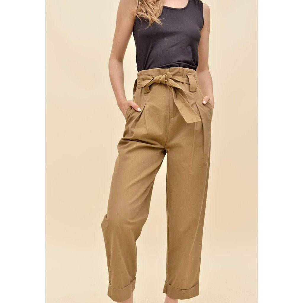 H Apparel Loose paperwaist trouser