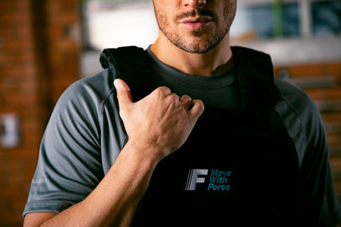 Weighted Vest For Home Gym