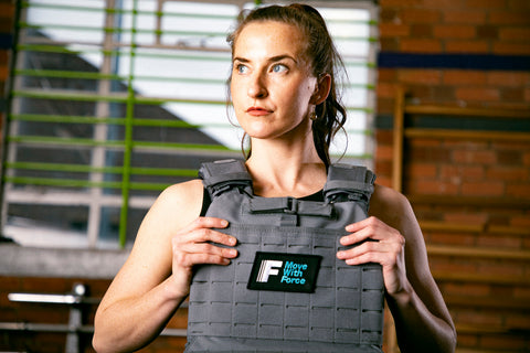 Vary The Intensity Of Workout With Weighted Vest