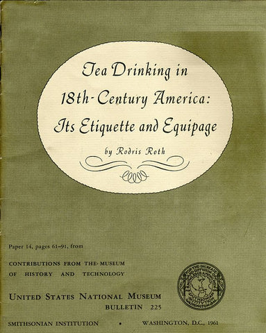 Cover of Tea Drinking in 18th Century America
