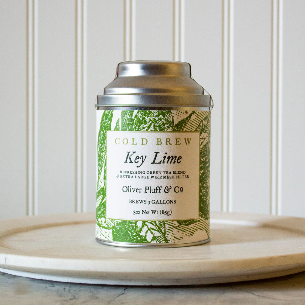 Key Lime Cold Brew