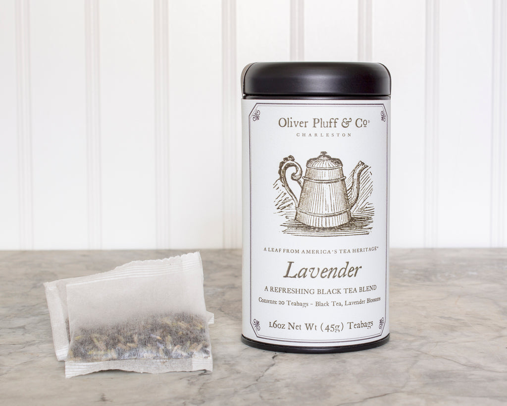 Lavender - Teabags in Signature Tin