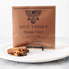 Orange Clove Hot Toddy - 1 Gallon Package