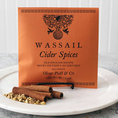 Cider Spices Wassail - 1 Gallon Package