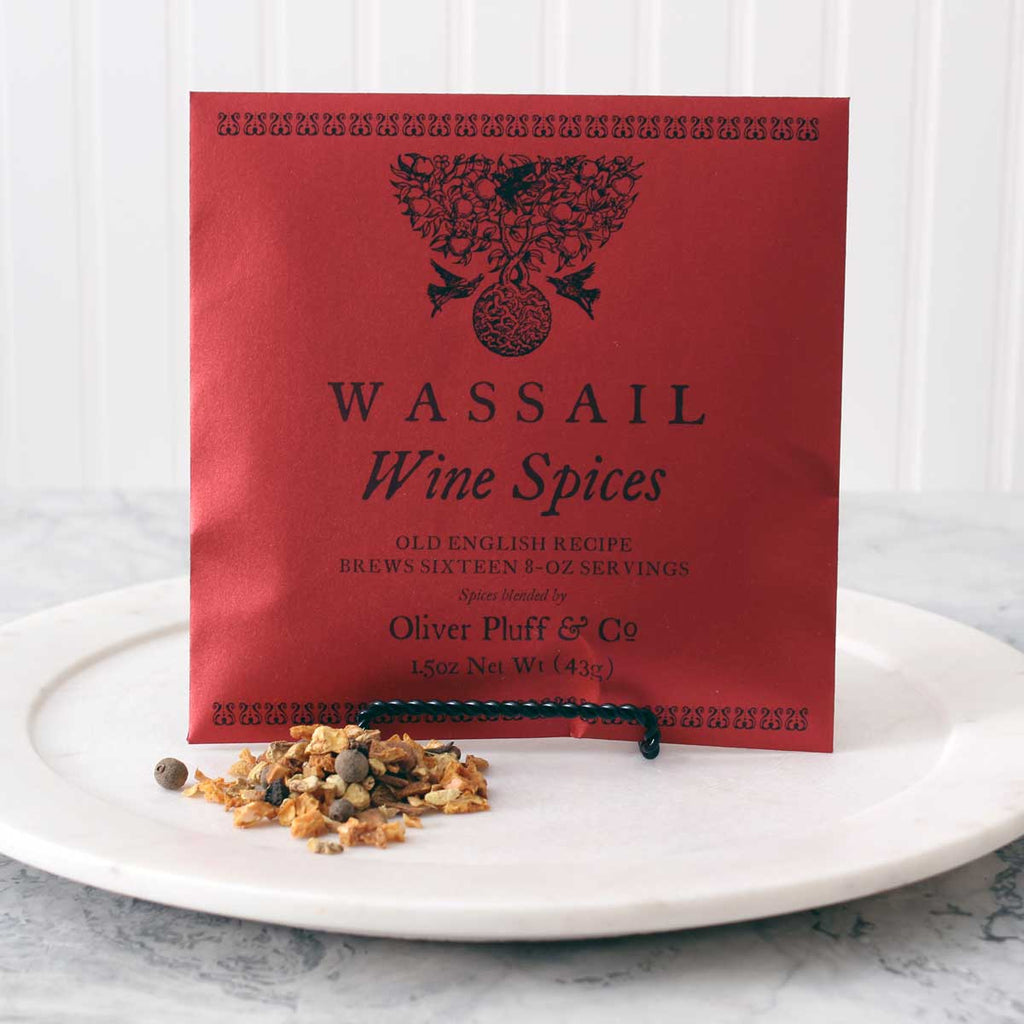 Wine Spices Wassail - 1 Gallon Package